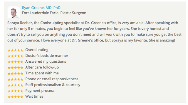 Weston CoolSculpting Testimonial